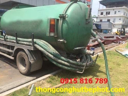 hút bể phốt tại Lạng Sơn