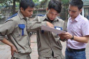 Quy trình hút bể phốt tại Hà Nội đơn giản.